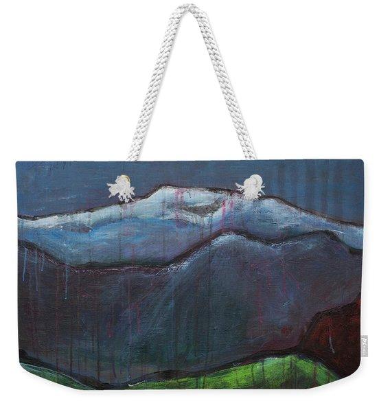 Love For Pikes Peak Weekender Tote Bag