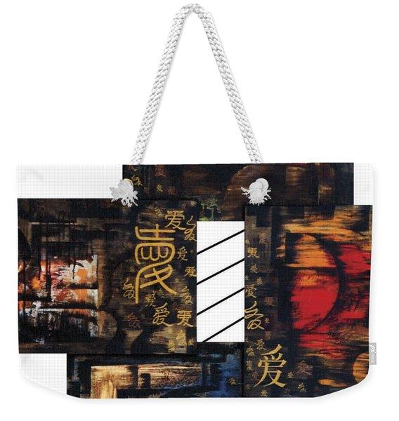 Love Four Seasons Weekender Tote Bag