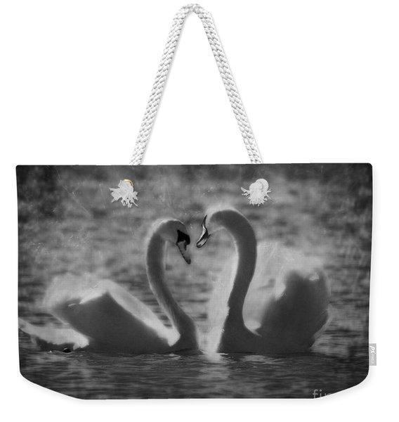 Love Is.. Weekender Tote Bag