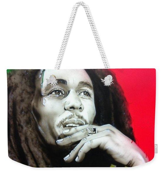 Love The Life You Live, Live The Life You Love Weekender Tote Bag