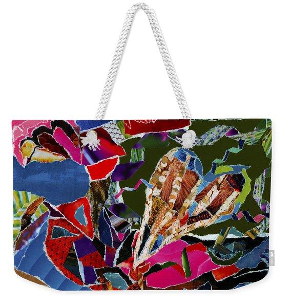 love what U do Weekender Tote Bag