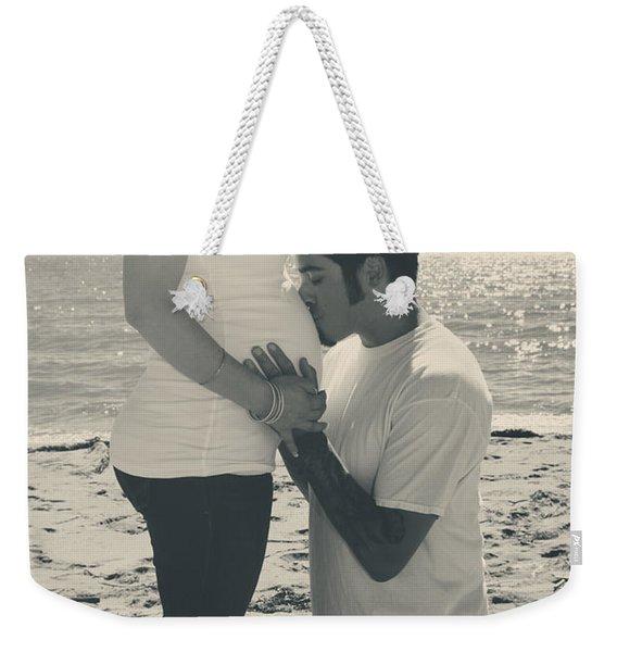 Love You Already Weekender Tote Bag