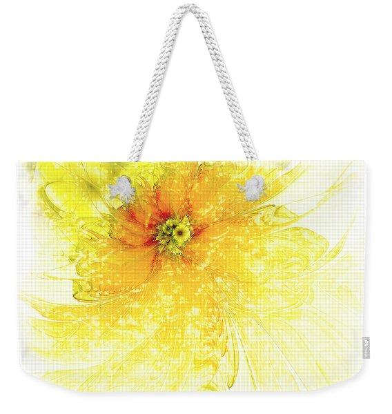 Lovely Lemon Weekender Tote Bag