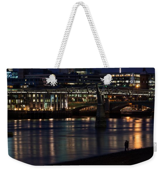 Lovers And Other Strangers Weekender Tote Bag