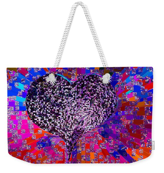 Love's Abyss And All About This Weekender Tote Bag
