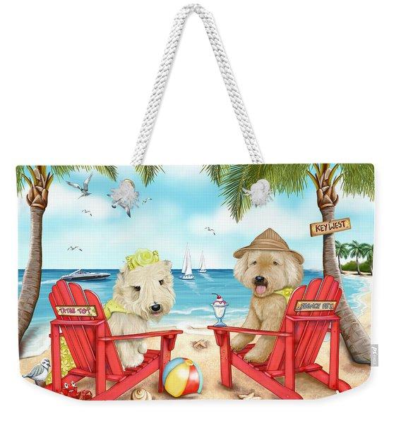 Loving Key West Weekender Tote Bag