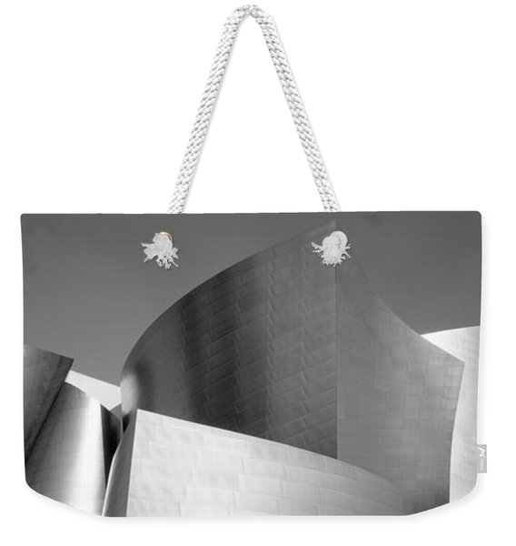 Low Angle View Of A Building, Walt Weekender Tote Bag