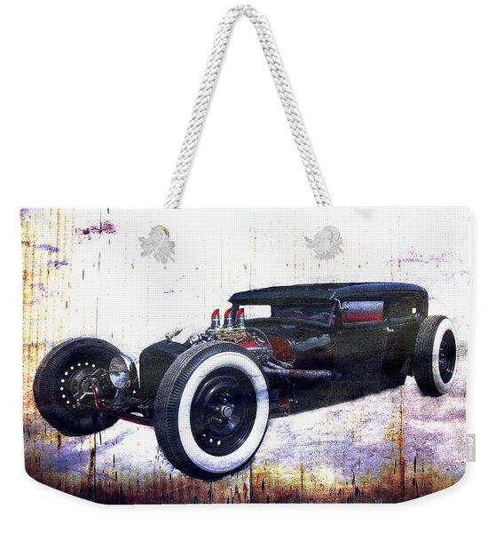 Low Boy V3.0 Weekender Tote Bag
