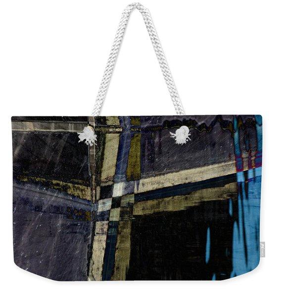 Low Tide 1 Weekender Tote Bag