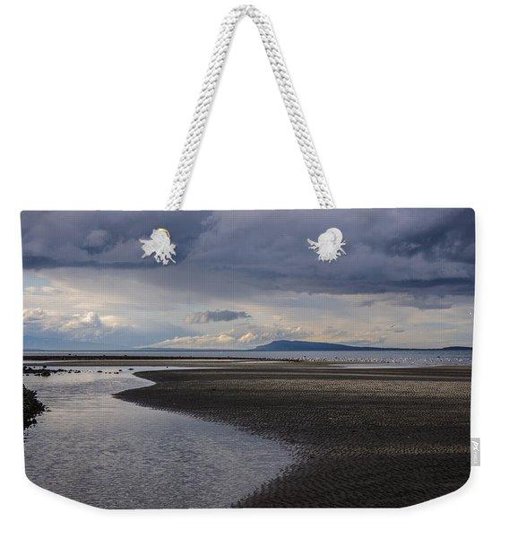 Tidal Design Weekender Tote Bag