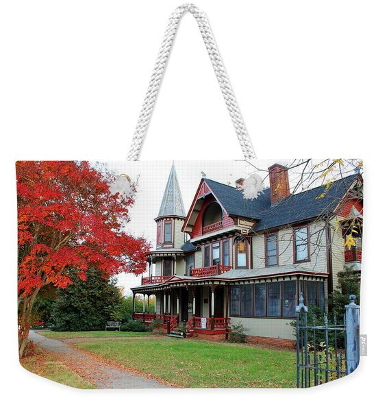 Lowenstein-henkel House Weekender Tote Bag