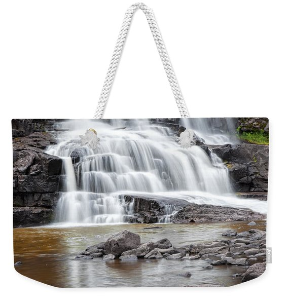 Lower Gooseberry Falls Weekender Tote Bag