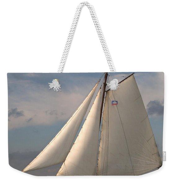 Loyal Winds Weekender Tote Bag