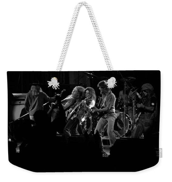 Ls Spo #16 Weekender Tote Bag