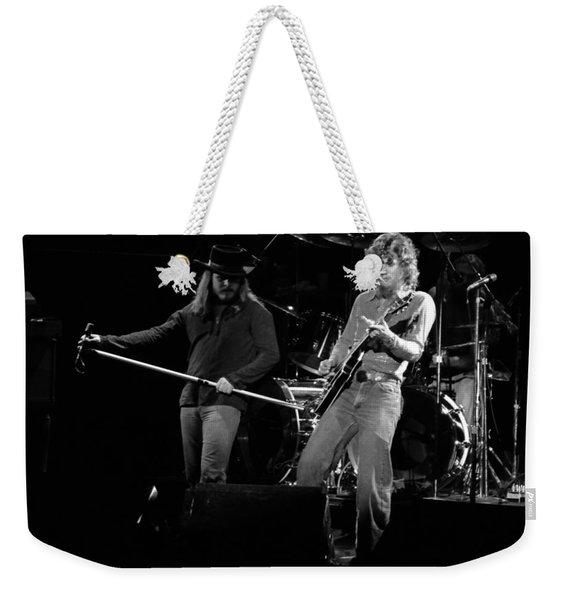 Ls Spo #6 Weekender Tote Bag