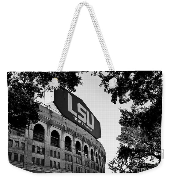 Lsu Through The Oaks Weekender Tote Bag