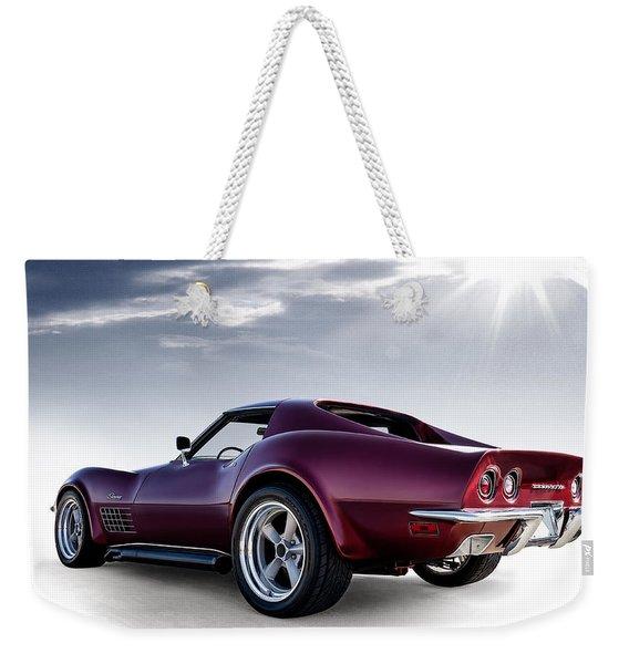 Lt1 Stingray Weekender Tote Bag