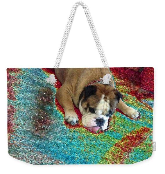 Lucius - Lucci  Weekender Tote Bag