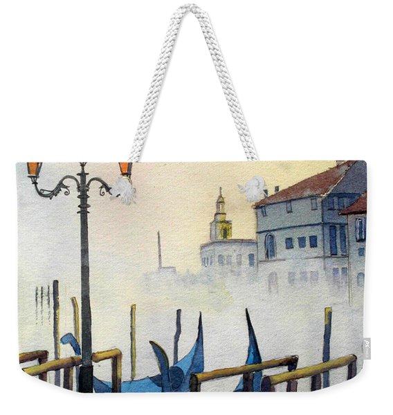 Lumi Di Candelbro Weekender Tote Bag