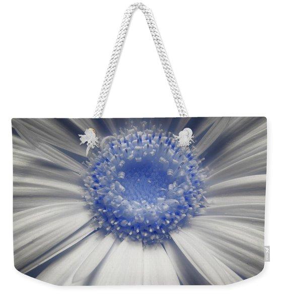 Lunar Daisy Weekender Tote Bag