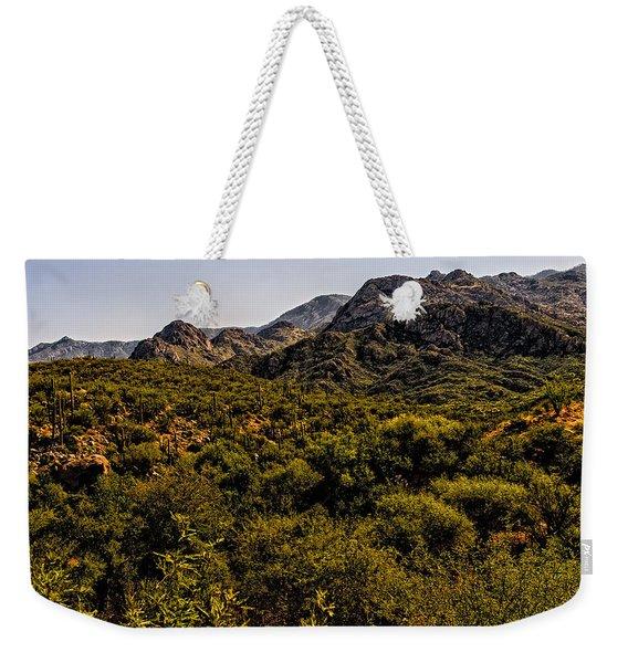 Lush Foothills No.1 Weekender Tote Bag