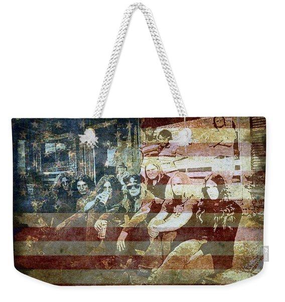Lynyrd Skynyrd - Simple Man Weekender Tote Bag
