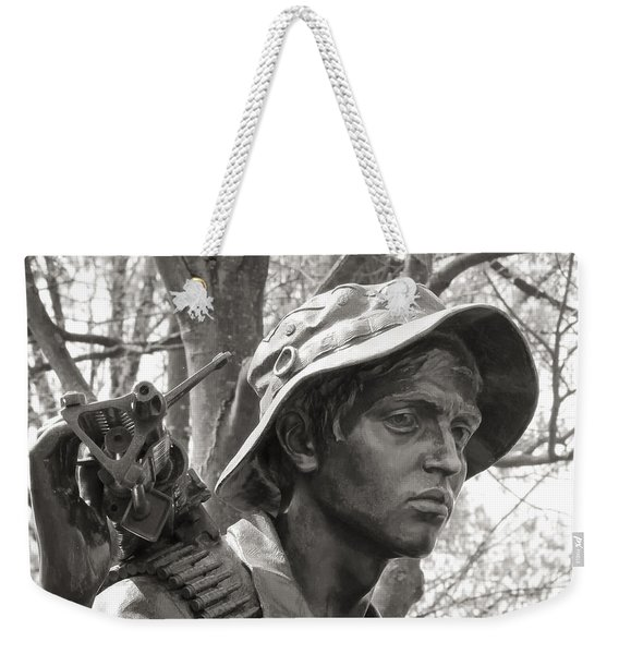 Machinegunner Weekender Tote Bag