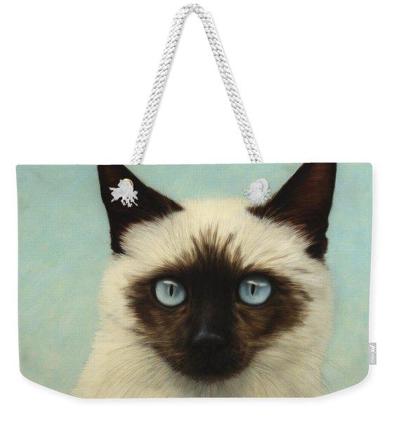 Machka Weekender Tote Bag