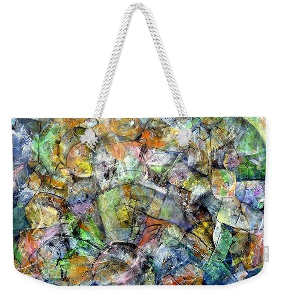 Flotsam 2 Weekender Tote Bag