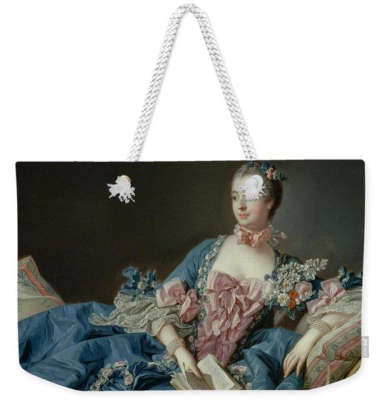 Madame De Pompadour Weekender Tote Bag