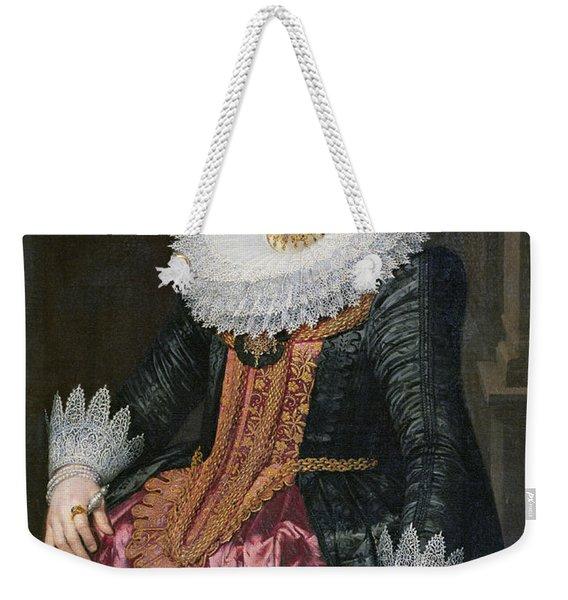 Madame Vrijdags Van Vollehoven Weekender Tote Bag