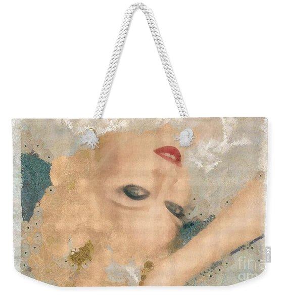 Madonna Wow Weekender Tote Bag