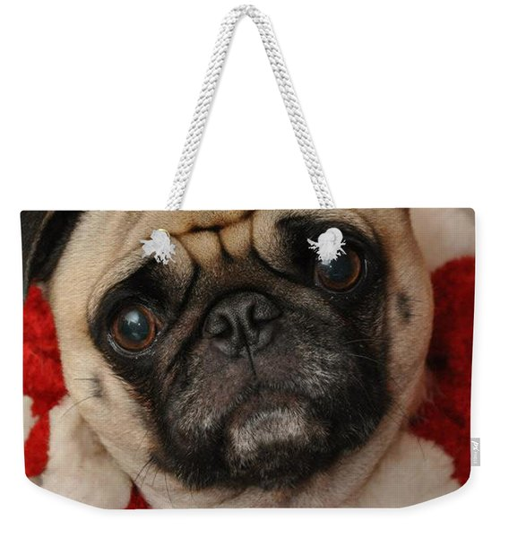 Maggie Girl Weekender Tote Bag