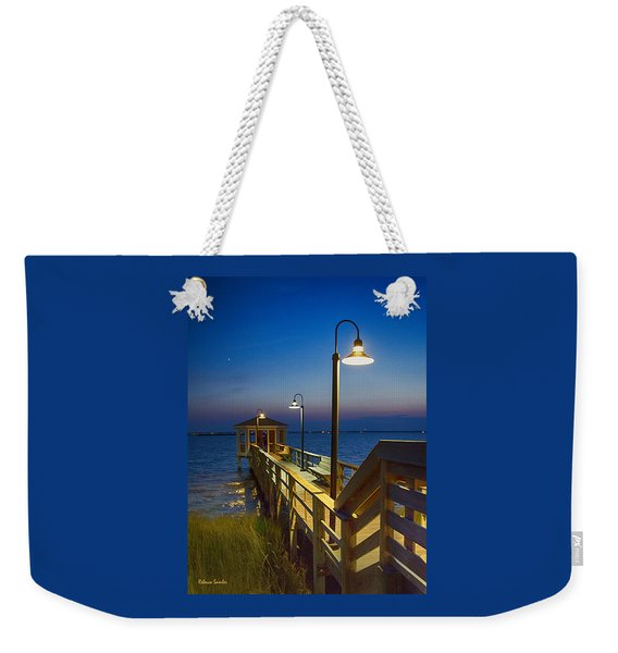Magic Hour Weekender Tote Bag