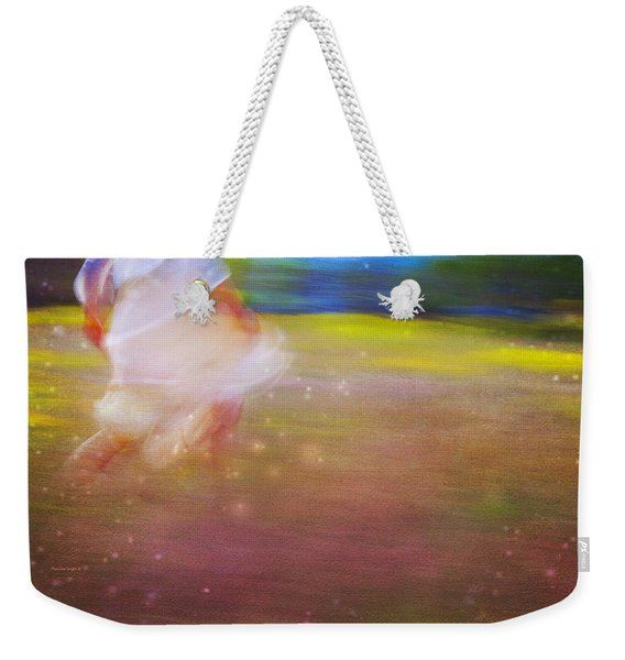 Magic Meadow Weekender Tote Bag