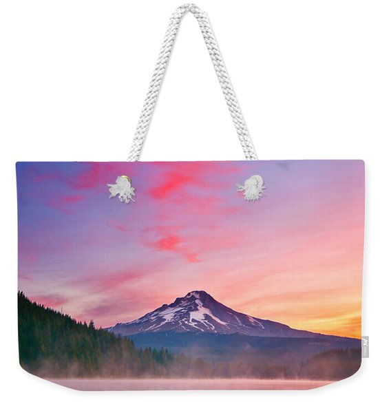 Magic Morning Weekender Tote Bag