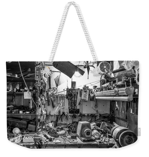 Magic Workshop Weekender Tote Bag