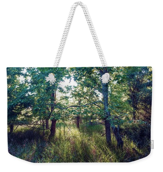 Magical Light Weekender Tote Bag