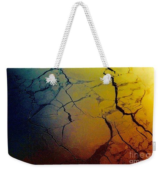Magical Yellow 4 Weekender Tote Bag