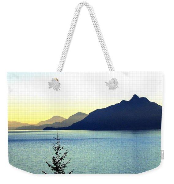 Magnificent Howe Sound Weekender Tote Bag