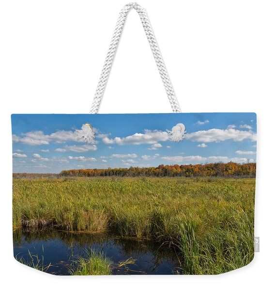 Magnificent Minnesota Marshland Weekender Tote Bag