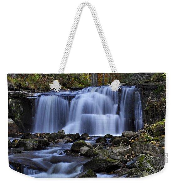 Magnificent Waterfall Weekender Tote Bag