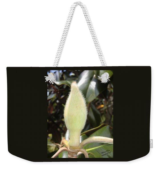 Magnolia - Essence Weekender Tote Bag