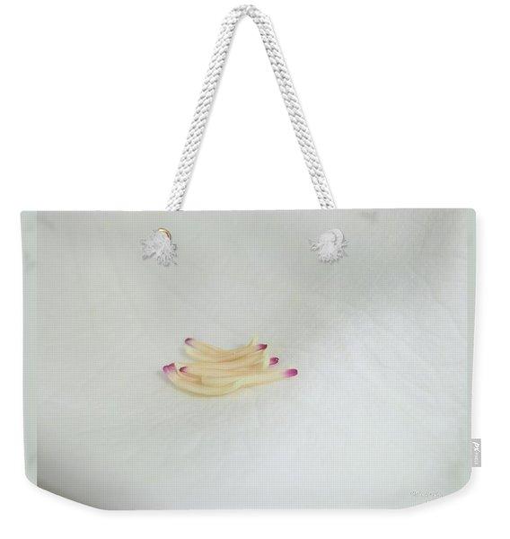Magnolia Matches 2 Weekender Tote Bag