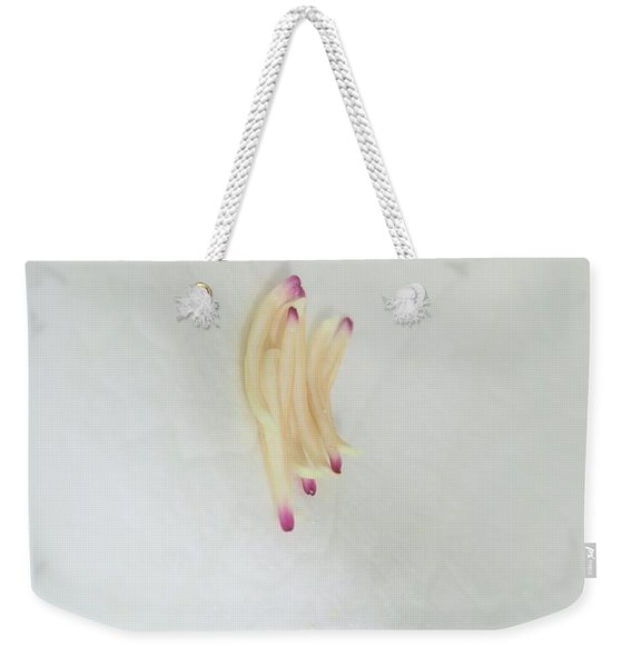 Magnolia Matches Weekender Tote Bag
