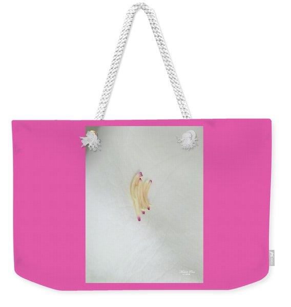 Magnolia Matches Weekender Tote Bag