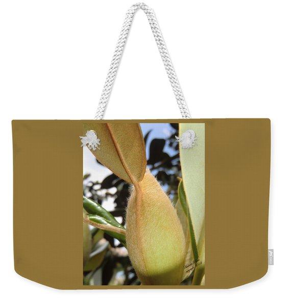 Magnolia Serenity - Signed Weekender Tote Bag