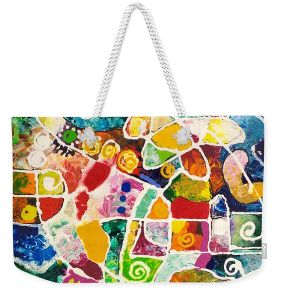 Maize Weekender Tote Bag