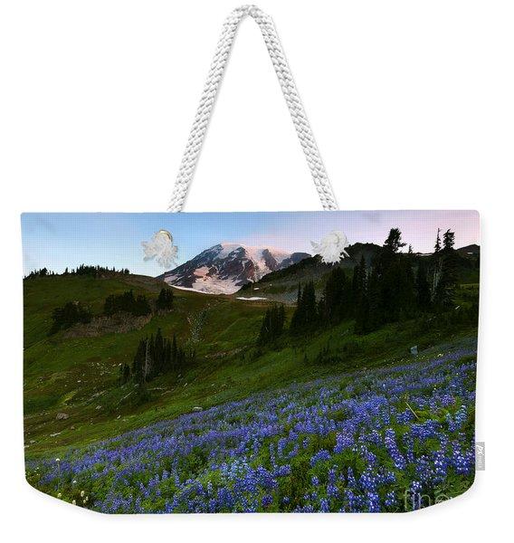 Majestic Meadow Weekender Tote Bag