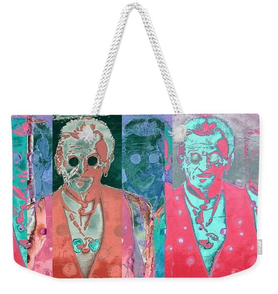 Major Cool Weekender Tote Bag